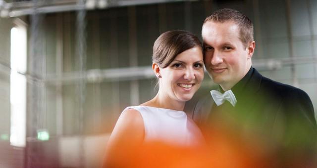 Hochzeitsfotograf Dortmund unterwegs mit Conny & Marco