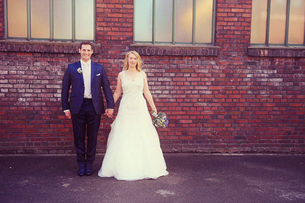 Hochzeit auf Zeche Zollern