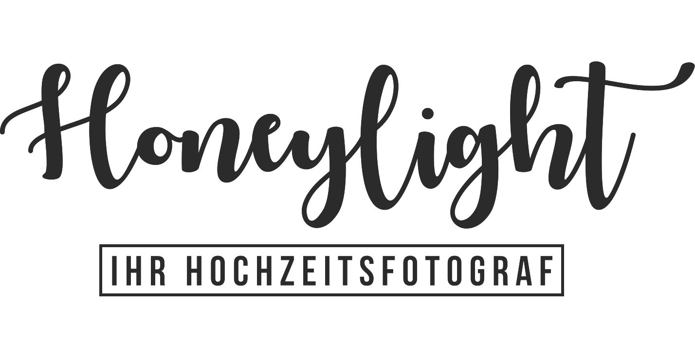 Honeylight Ihr Hochzeitsfotograf Logo