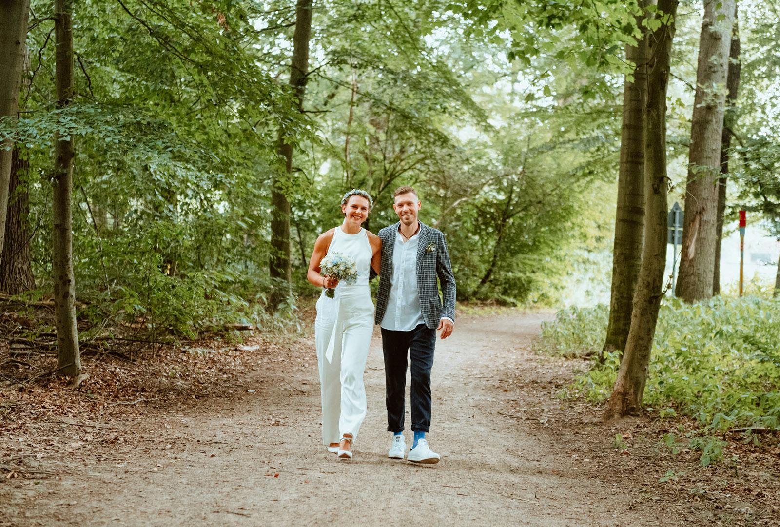 Hochzeitshooting von Honeylight im RomberparkDortmund