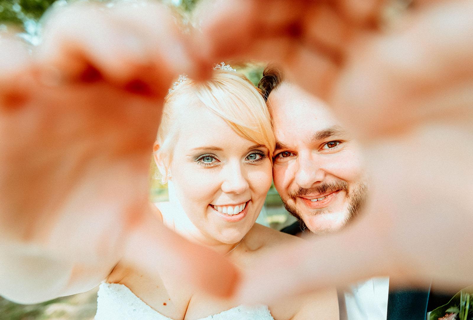 Hochzeitsshooting Portrait in Bochum