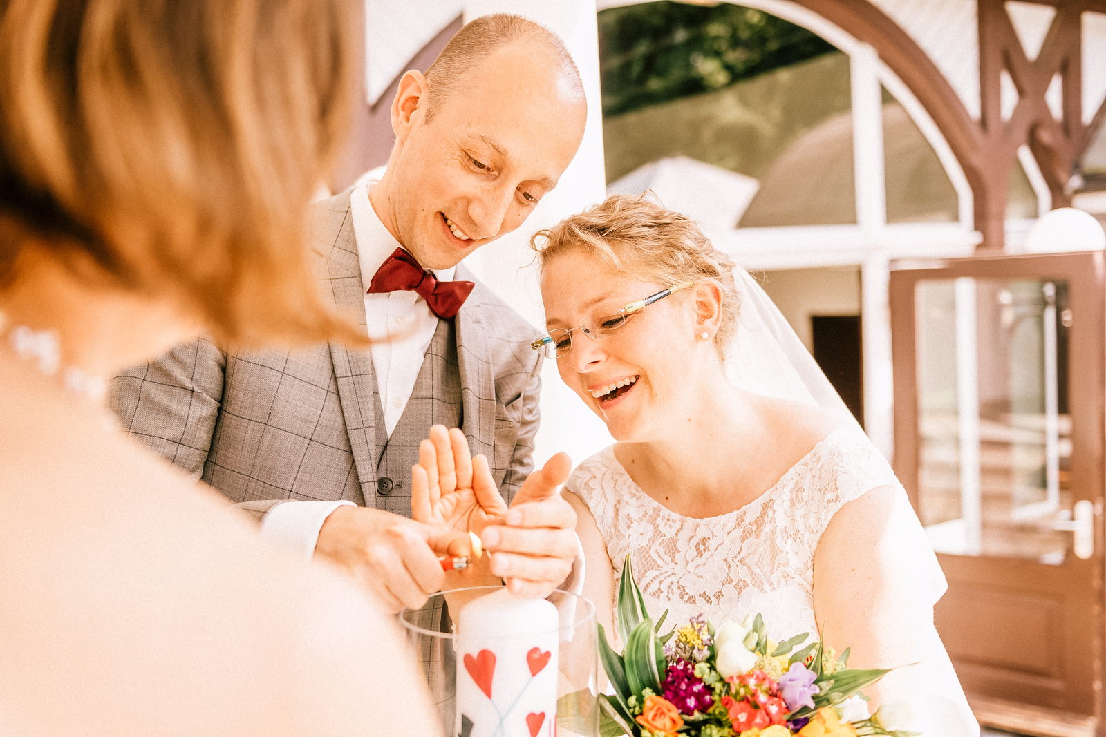 Hochzeit in Schwerte, Freischütz