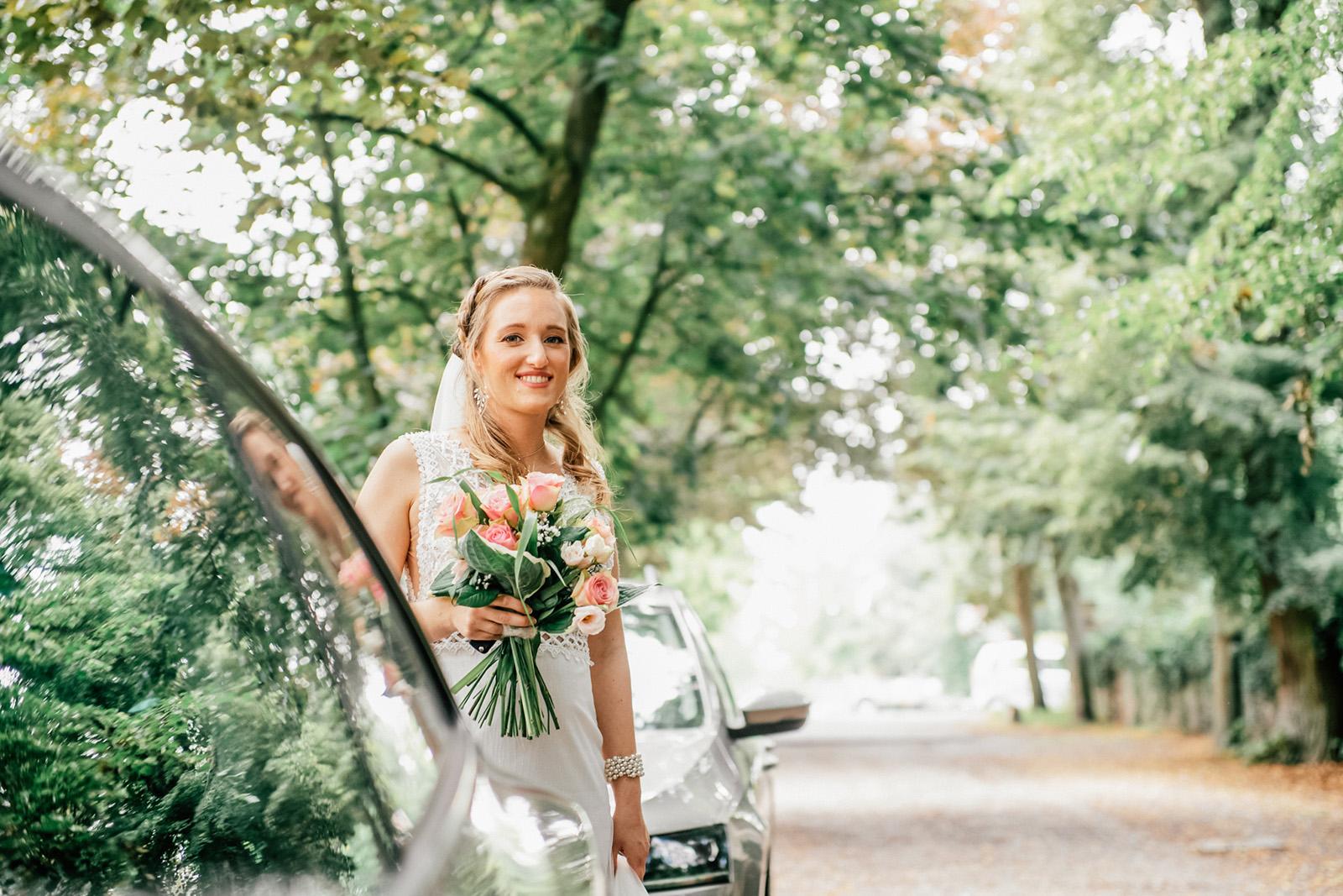 Braut Hochzeit in Kamen