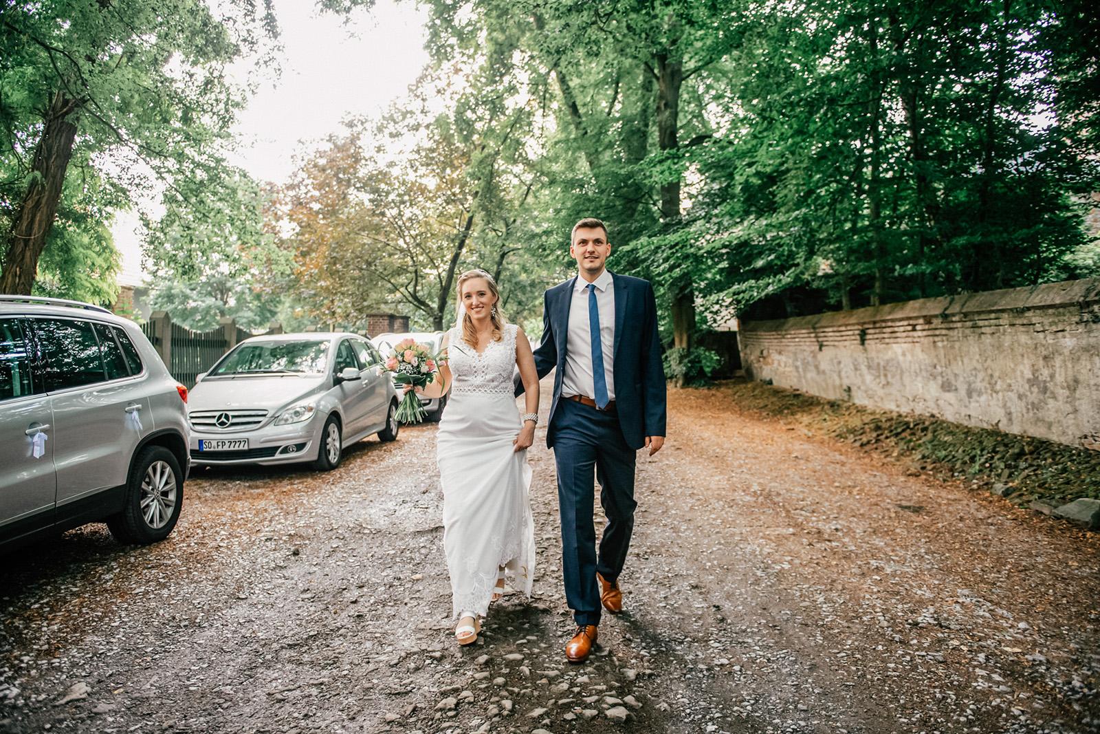 Brautpaar Hochzeit in Kamen