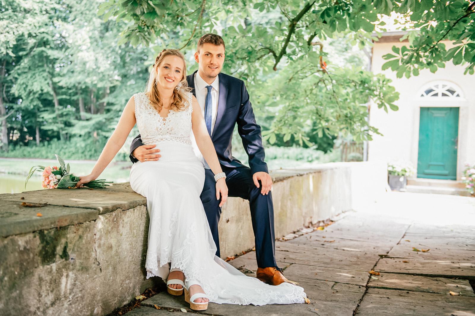 Hochzeitsfotograf Dortmund in Kamen