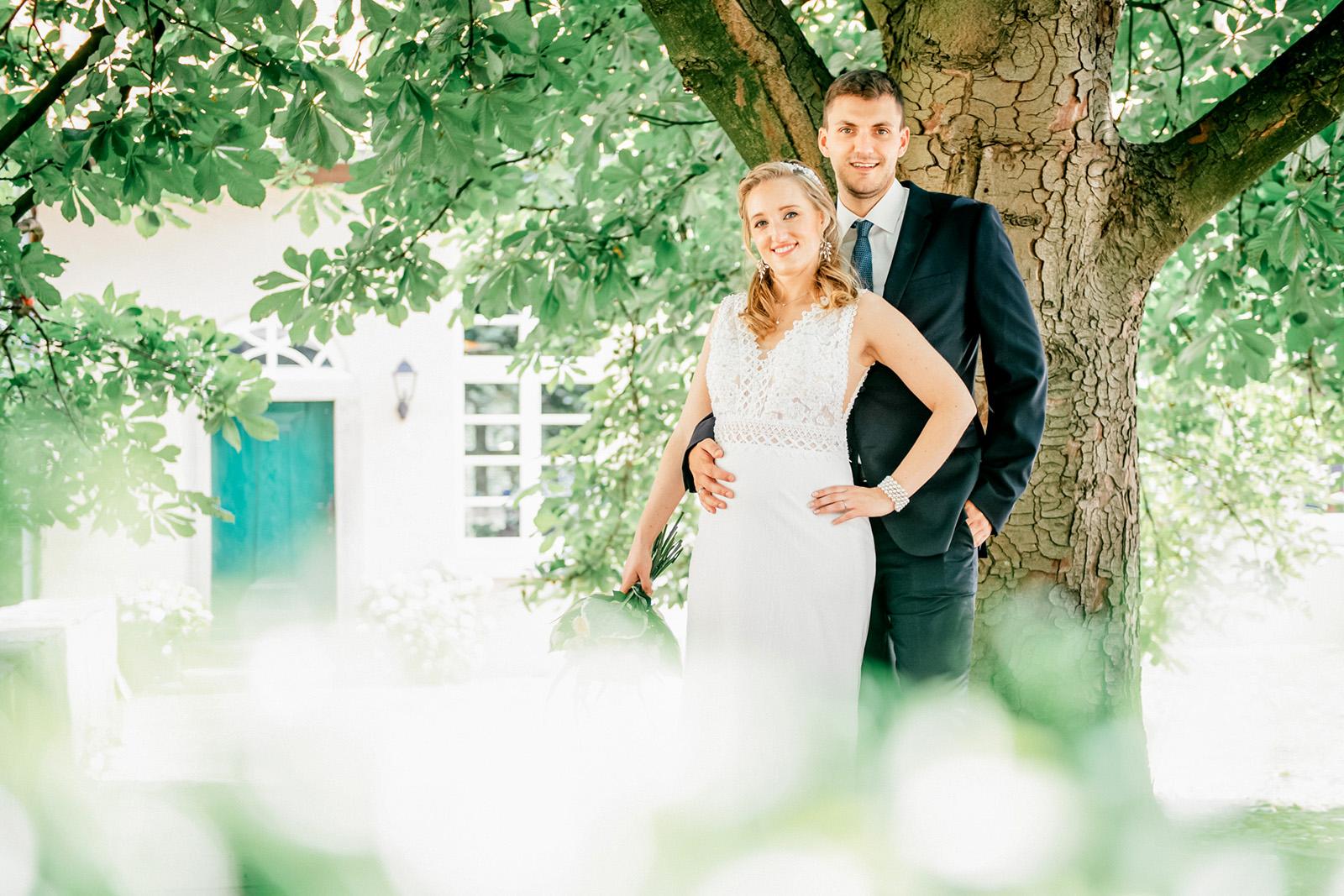 Stimmungsvolle Klassische Hochzeitsfotografie