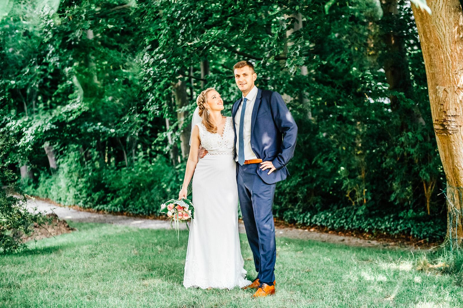 Brautpaar in Kamen