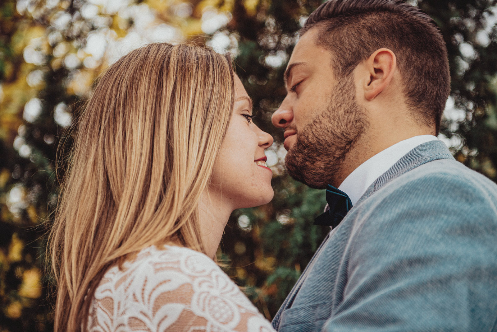 Hochzeitsfotos im Dortmunder Rombergpark