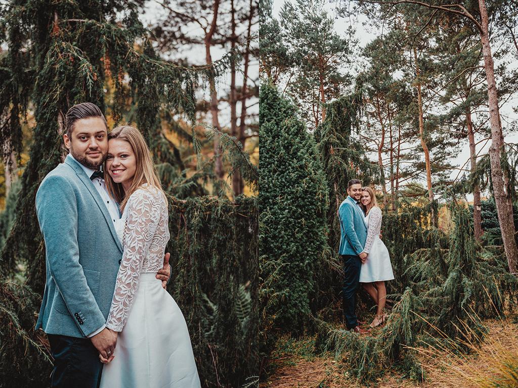 Hochzeit im Dortmunder Rombergpark