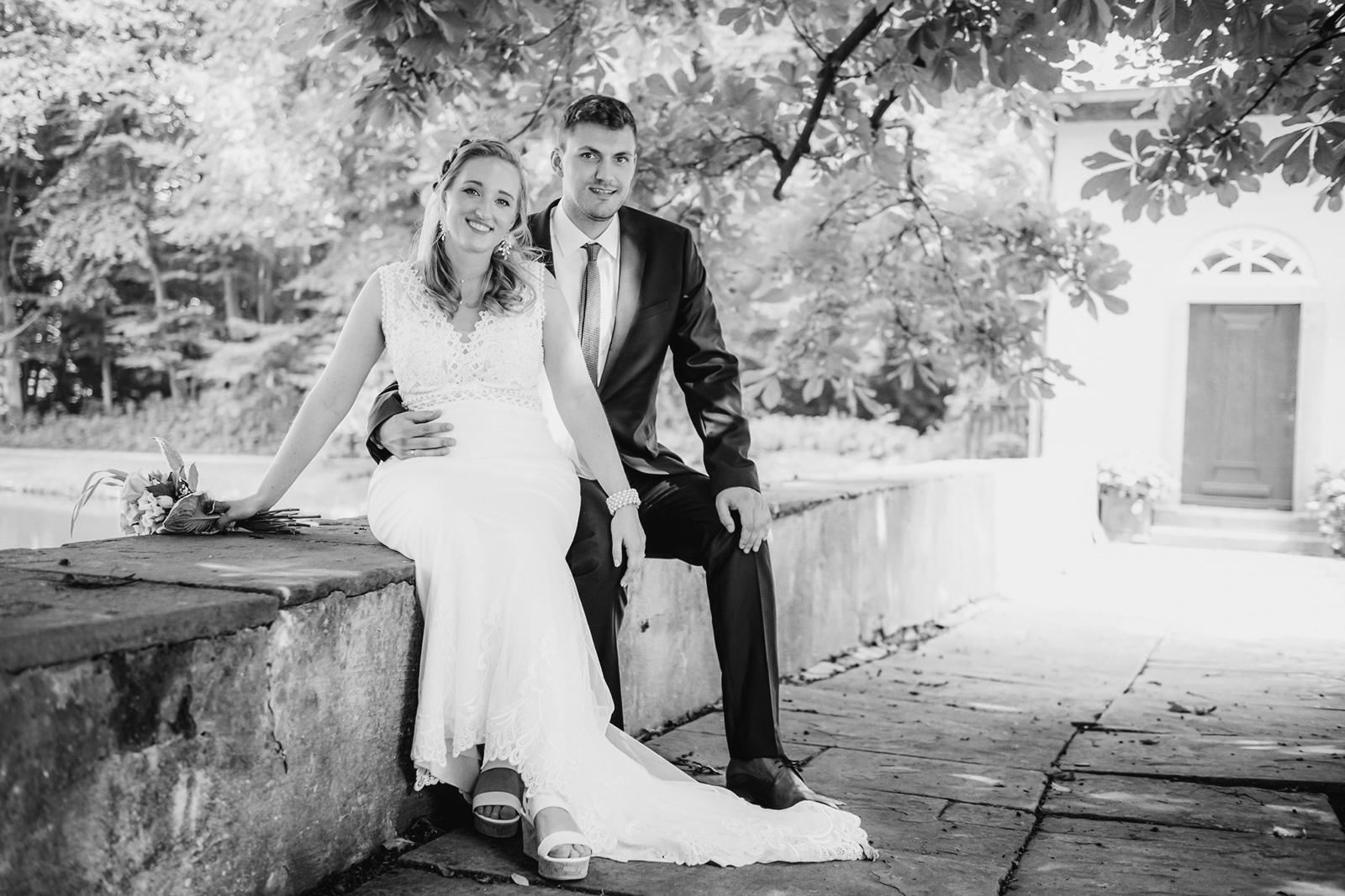 Hochzeit in Kamen Schloss Heeren