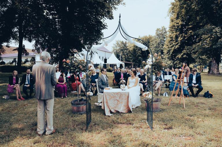 Hochzeitsrede in Schwerte
